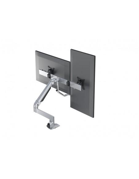"""Multibrackets 6362 fäste och ställ till bildskärm 71.1 cm (28"""") Klämma Silver Multibrackets 7350073736362 - 15"""