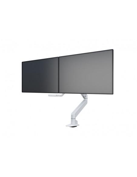 """Multibrackets 6379 monitorin kiinnike ja jalusta 71.1 cm (28"""") Puristin Valkoinen Multibrackets 7350073736379 - 10"""