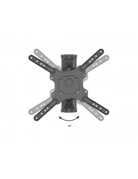 """Multibrackets 6409 kyltin näyttökiinnike 139.7 cm (55"""") Musta Multibrackets 7350073736409 - 10"""