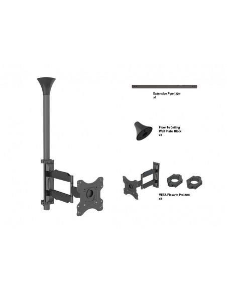 Multibrackets M Ceiling Mount Pro MBC1F, VESA 200 Multibrackets 7350073736416 - 7