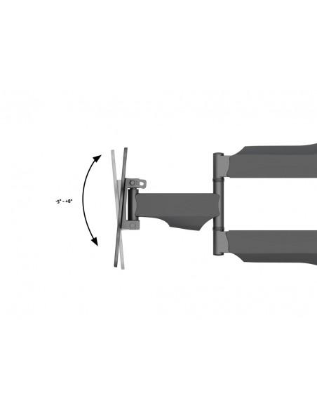 """Multibrackets 6416 fäste för skyltningsskärm 106.7 cm (42"""") Svart Multibrackets 7350073736416 - 8"""