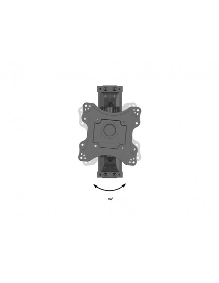 """Multibrackets 6416 fäste för skyltningsskärm 106.7 cm (42"""") Svart Multibrackets 7350073736416 - 12"""