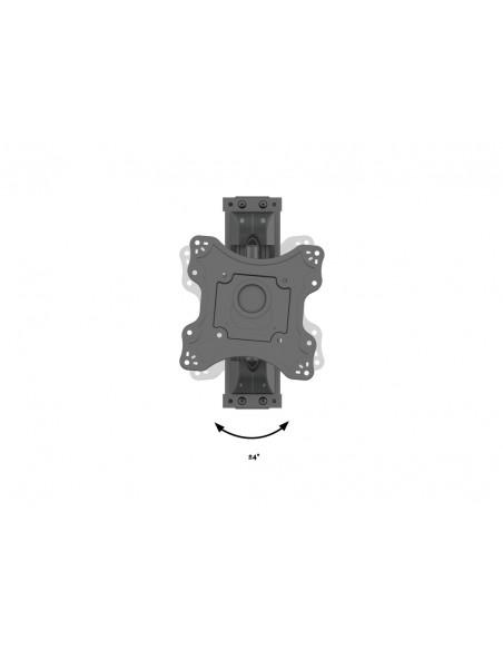"""Multibrackets 6416 kyltin näyttökiinnike 106.7 cm (42"""") Musta Multibrackets 7350073736416 - 12"""
