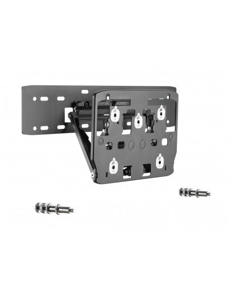 """Multibrackets 6478 TV-kiinnike 190.5 cm (75"""") Musta Multibrackets 7350073736478 - 1"""
