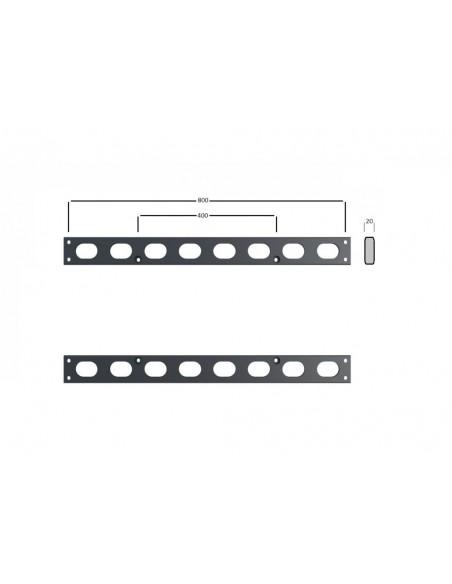 Multibrackets 6508 tillbehör till bildskärmsfäste Multibrackets 7350073736508 - 7