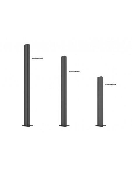 Multibrackets 6584 tillbehör till bildskärmsfäste Multibrackets 7350073736584 - 8