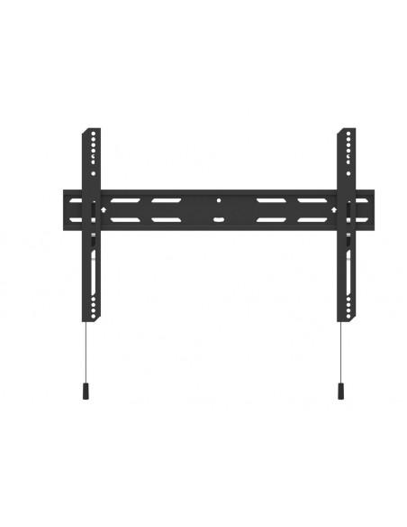 """Multibrackets 7350073736683 litteiden näyttöjen seinäkiinnike 190,5 cm (75"""") Musta Multibrackets 7350073736683 - 2"""