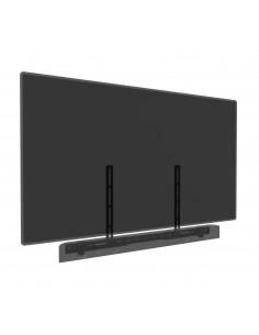 Multibrackets 7895 kaiutinteline Tv:n kiinnike Musta Multibrackets 7350073737895 - 1