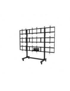 Peerless DS-C555-3X3 multimedia cart/stand Black Peerless DS-C555-3X3 - 1