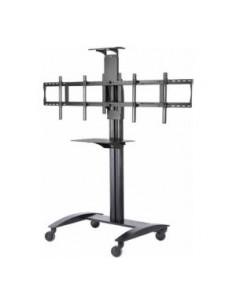 Peerless SR555M multimedia cart/stand Black Flat panel Peerless SR555M - 1
