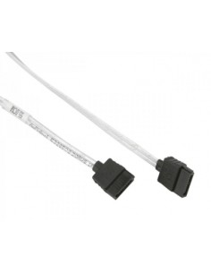 Supermicro CBL-0484L SATA-kablar 0.55 m Svart, Vit Supermicro CBL-0484L - 1