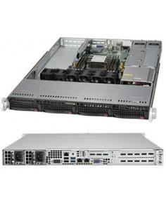 Supermicro CSE-815TQC-R504WB2 datorväskor Ställning Svart 500 W Supermicro CSE-815TQC-R504WB2 - 1