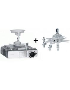 SMS Smart Media Solutions CL F75 projektorfästen Tak Gjuten aluminium, Silver Sms Smart Media Solutions AE014015 - 1