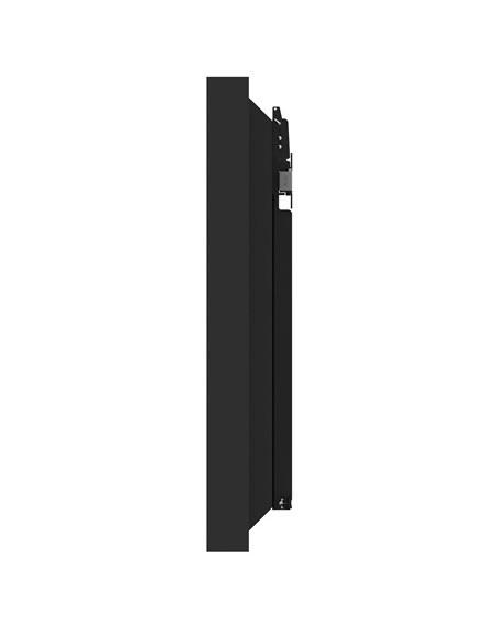 """SMS Smart Media Solutions PW010010 fäste för skyltningsskärm 2.08 m (82"""") Gjuten aluminium, Svart Sms Smart Media Solutions PW01"""