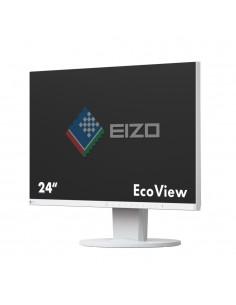 "EIZO FlexScan EV2450 60.5 cm (23.8"") 1920 x 1080 pikseliä Full HD LED Valkoinen Eizo EV2450-WT - 1"