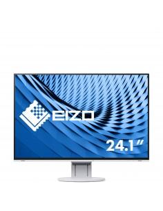 """EIZO FlexScan EV2457 61.2 cm (24.1"""") 1920 x 1200 pikseliä WUXGA LED Valkoinen Eizo EV2457-WT - 1"""
