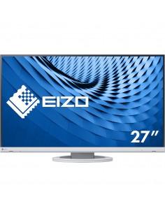 "EIZO FlexScan EV2760-WT LED display 68.6 cm (27"") 2560 x 1440 pixlar Quad HD Vit Eizo EV2760-WT - 1"