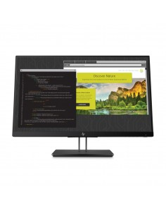 "HP Z24nf G2 60.5 cm (23.8"") 1920 x 1080 pixlar Full HD LED Svart Hp 1JS07A4#ABB - 1"