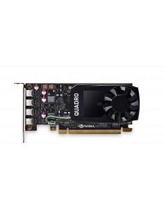 HP NVIDIA Quadro P1000 4GB GDDR5 Hp 1ME01AA - 1