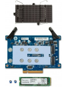 HP Z Turbo-enhet 1 TB TLC (Z8G4) SSD-modul Hp 1PD55AA - 1