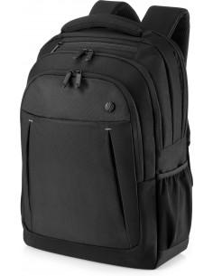 """HP 17.3 Business Backpack laukku kannettavalle tietokoneelle 43.9 cm (17.3"""") Reppukotelo Musta Hp 2SC67AA - 1"""