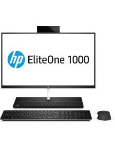 "HP EliteOne 1000 G1 60,5 cm (23.8"") 1920 x 1080 pikseliä 7. sukupolven Intel® Core™ i5 8 GB DDR4-SDRAM 256 SSD Musta Hp 2SG06EA#"