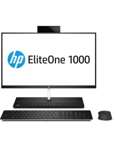 "HP EliteOne 1000 G1 60.5 cm (23.8"") 1920 x 1080 pikseliä 7. sukupolven Intel® Core™ i5 8 GB DDR4-SDRAM 256 SSD Windows 10 Pro Hp"