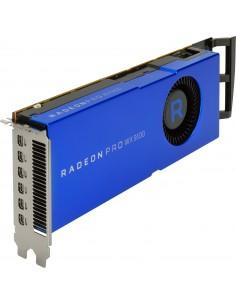 HP 2TF01AA graphics card AMD Radeon Pro WX 9100 16 GB High Bandwidth Memory 2 (HBM2) Hp 2TF01AA - 1