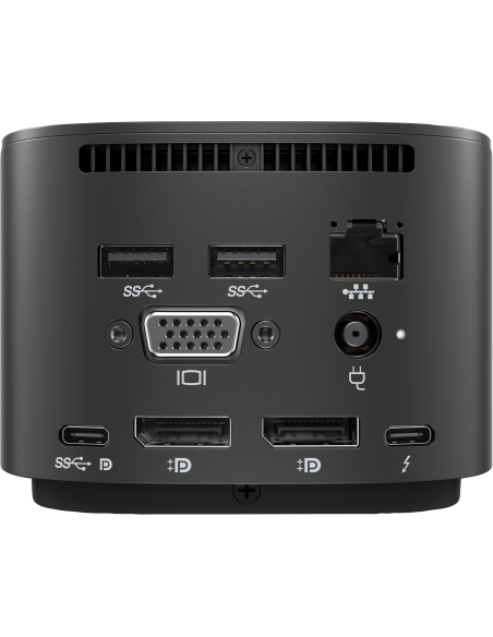 HP Thunderbolt Dock 230W G2 Wired 3 Black Hp 2UK38AA#ABB - 8