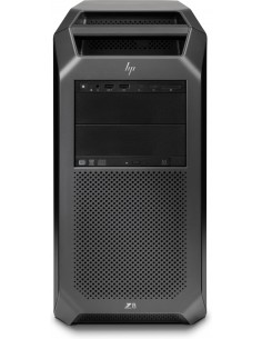 HP Z8 G4 4108 Tower Intel® Xeon Silver 32 GB DDR4-SDRAM 1000 HDD Windows 10 Pro for Workstations Työasema Musta Hp 2WU47EA#UUW -