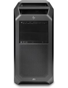 HP Z8 G4 4108 Tower Intel® Xeon Silver 64 GB DDR4-SDRAM 1000 SSD Windows 10 Pro for Workstations Työasema Musta Hp 2WU48EA#UUW -