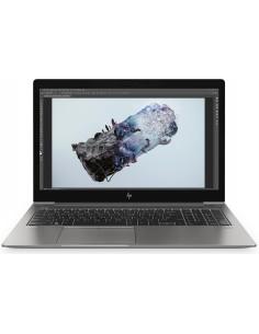 "HP ZBook 15u G6 Mobiilityöasema 39.6 cm (15.6"") 3840 x 2160 pikseliä 8. sukupolven Intel® Core™ i7 16 GB DDR4-SDRAM 512 SSD AMD"