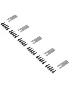 HP Set de Pro Pen Nib Musta Hp 8MP61AA - 1