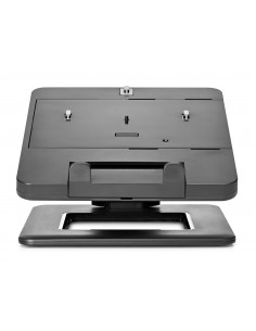 "HP Dual Hinge II Notebook Stand Musta 43.9 cm (17.3"") Hp E8F99AA - 1"