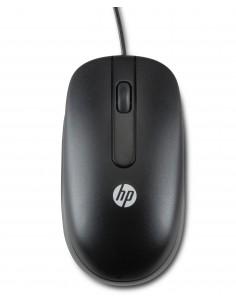 HP USB Optical Scroll Mouse hiiri A-tyyppi Optinen 800 DPI Molempikätinen Hp QY777AA - 1
