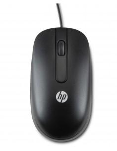 HP QY778AA hiiri USB A-tyyppi Laser 1000 DPI Molempikätinen Hp QY778AA - 1