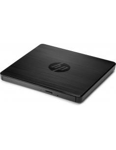 HP USB External DVD-RW Writer optical disc drive Black Hp Y3T76AA - 1