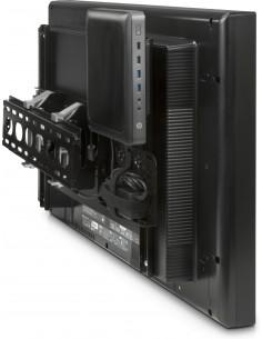 """HP Z2J20AA monitorin kiinnike ja jalusta 152.4 cm (60"""") Musta Hp Z2J20AA - 1"""